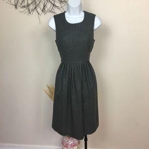 Pockets! Wool  BANANA REPUBLIC WORK DRESS. sz6